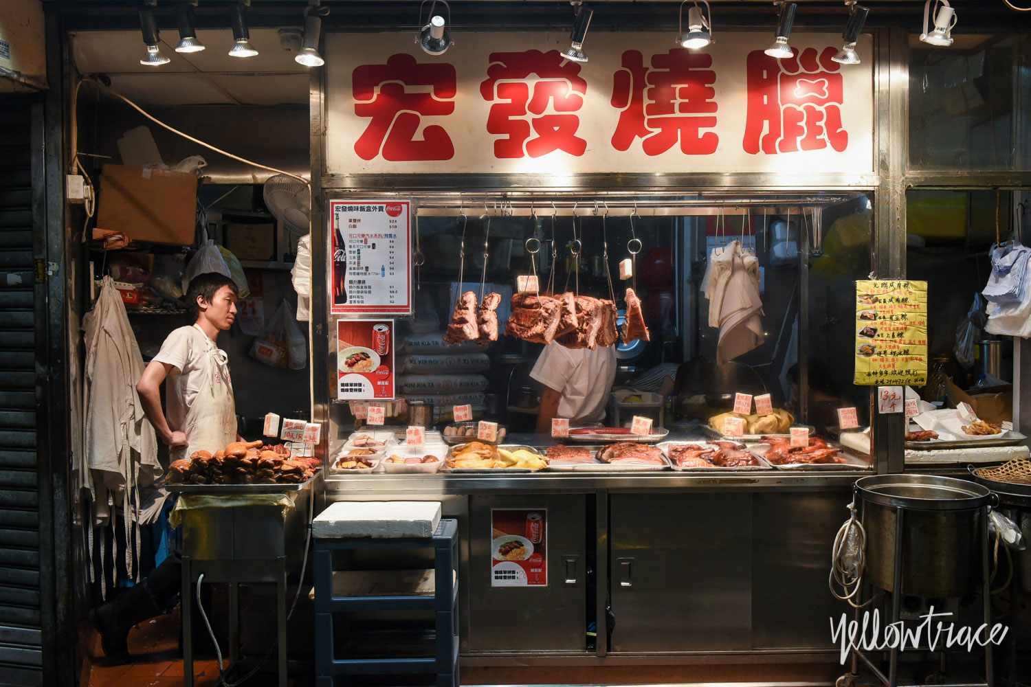 Wan Chai Hong Kong, Photo © Nick Hughes | Yellowtrace
