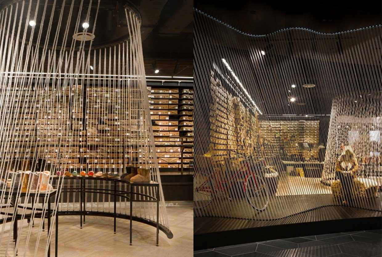Yellow earth emporium by tandem design studio for Melbourne design studios