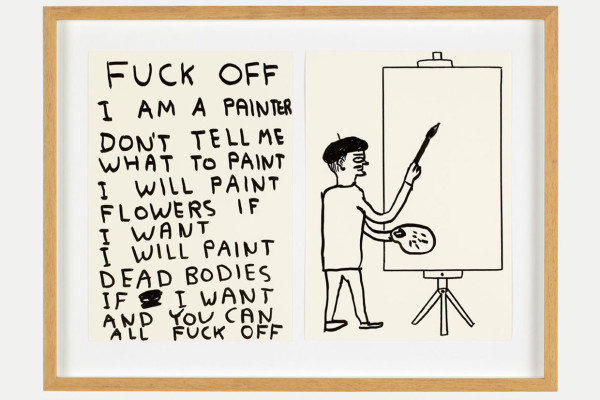 David Shrigley | Yellowtrace