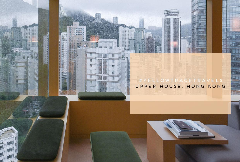 #YellowtraceTravels: The Upper House Hong Kong. Photo Nick Hughes.