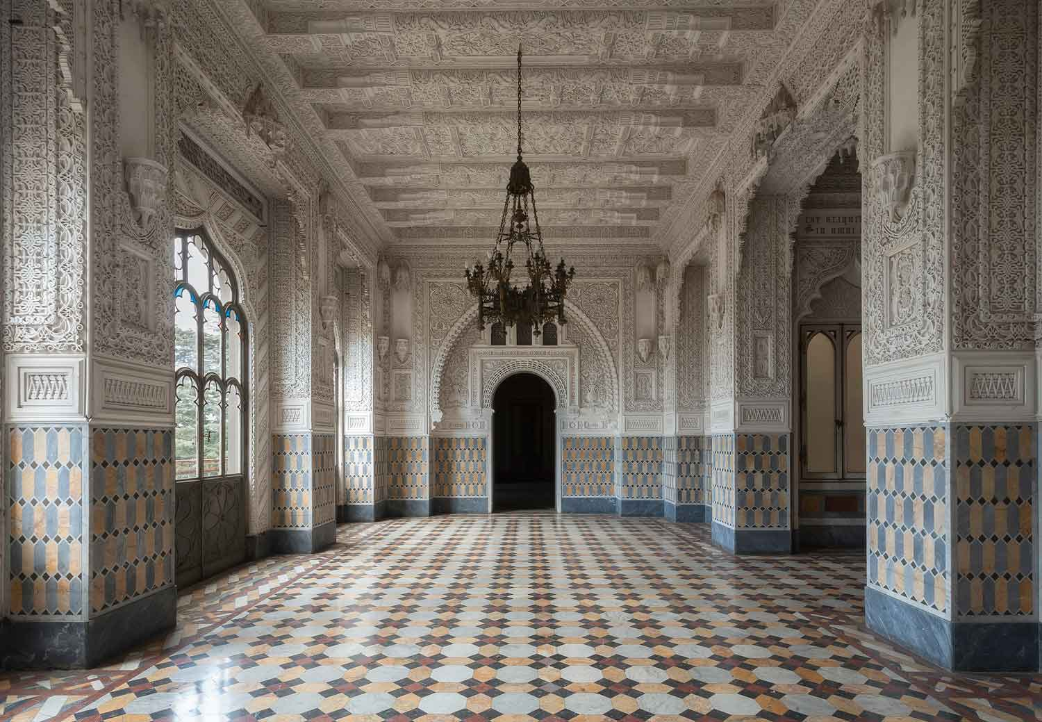 Abandoned Castle Photography by Martino Zegwaard | Yellowtrace