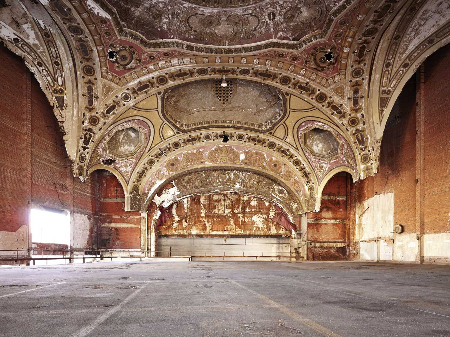 American Beauty by Philip Jarmain, The Opulent Pre Depression Architecture of Detroit | Yellowtrace