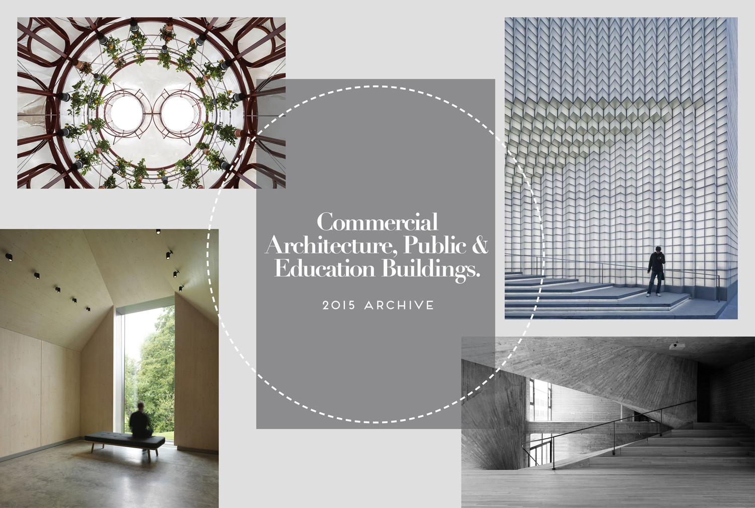 Commercial Architecture, Public & Education Buildings, 2015 Archive | Yellowtrace