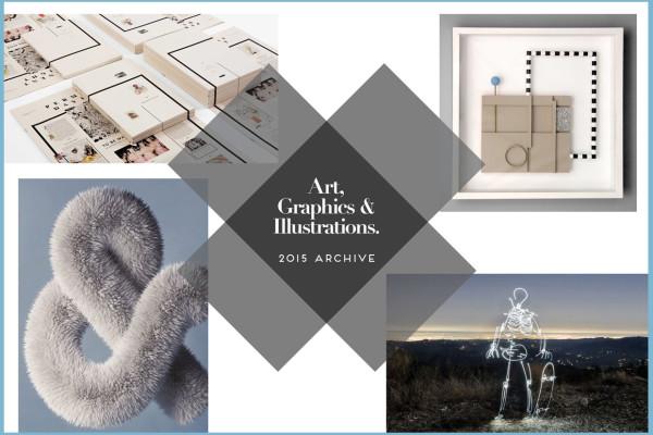 Art, Graphics & Illustrations 2015 Archive   Yellowtrace