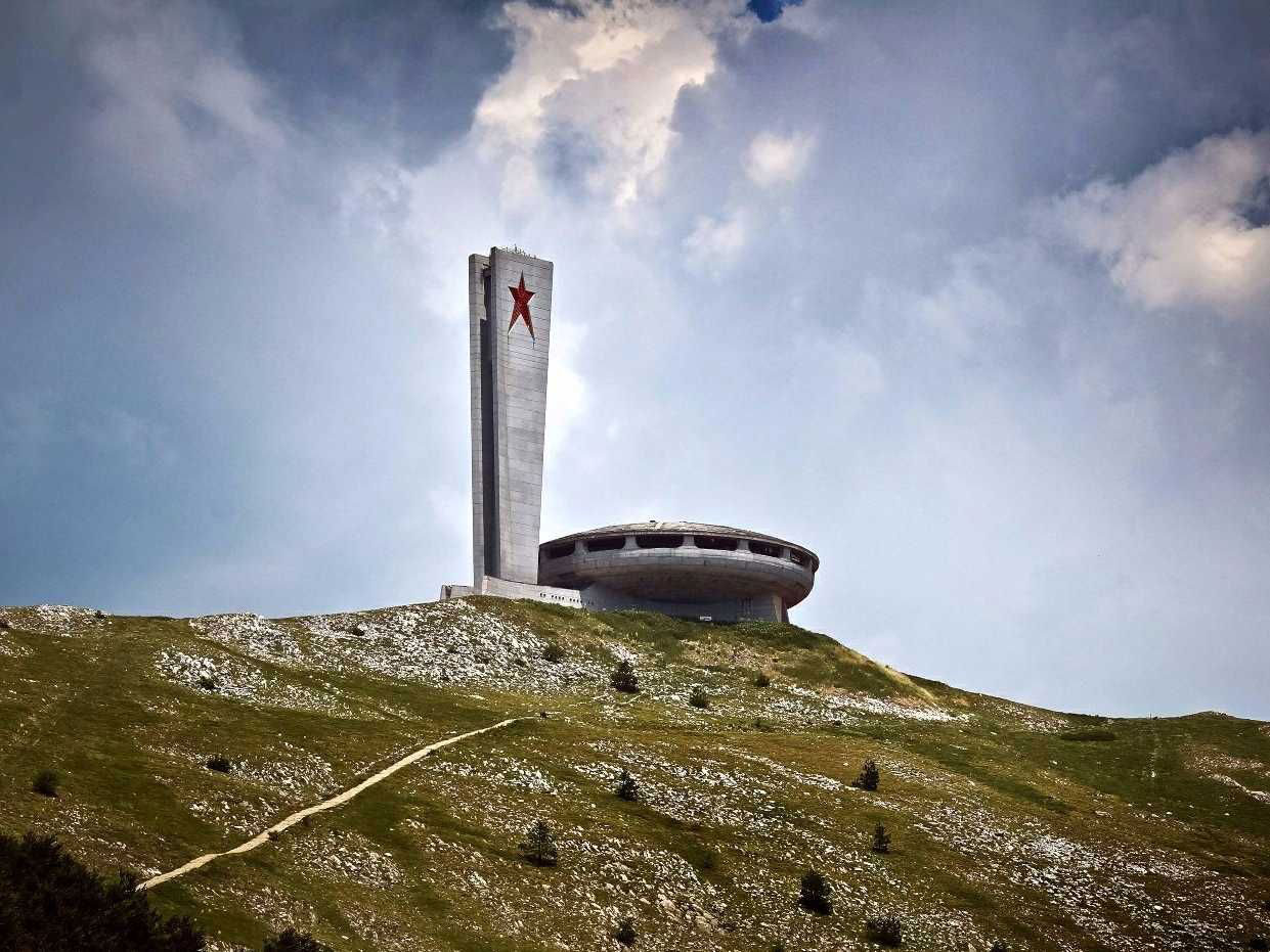 Buzludzha Bulgara | Yellowtrace