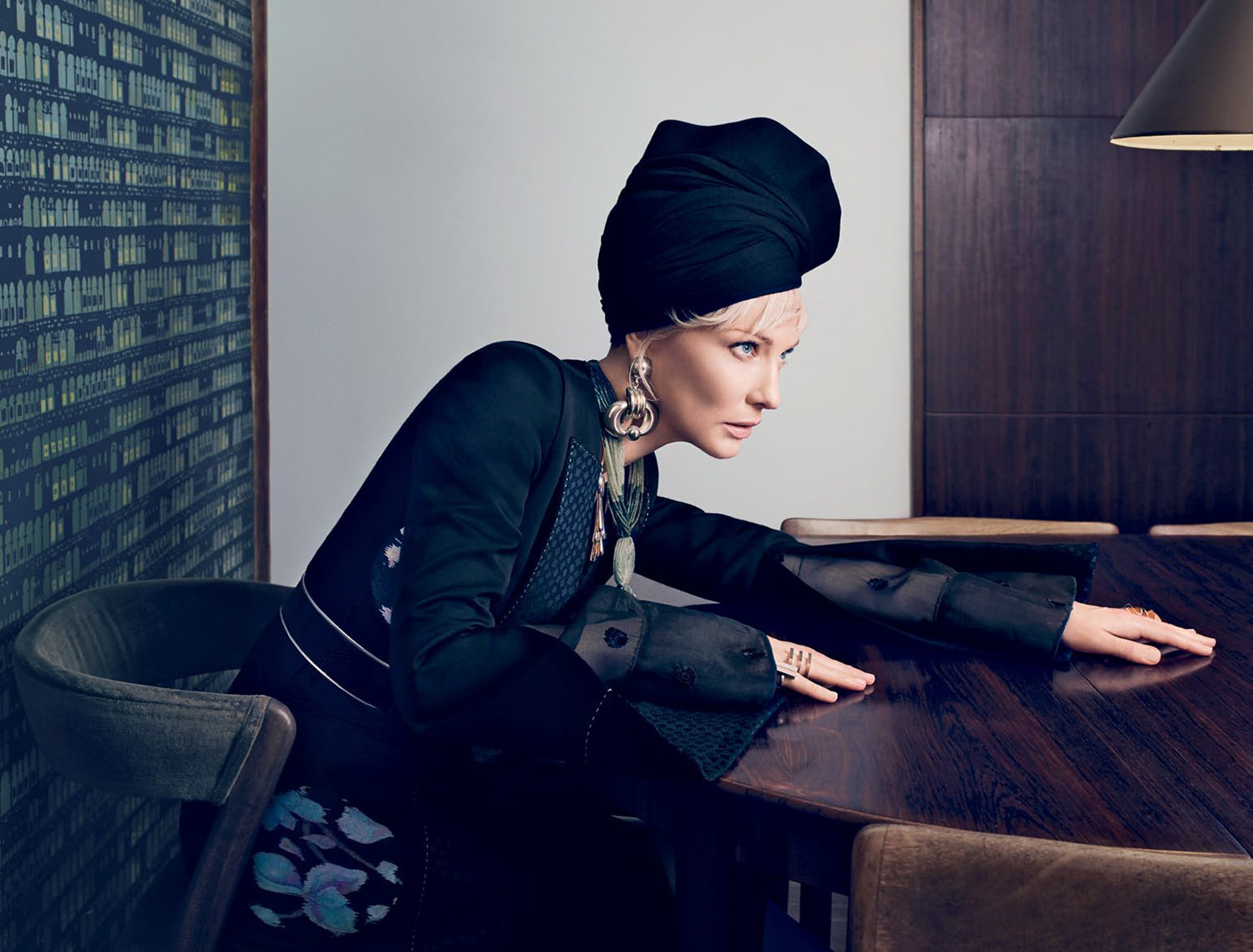 Cate Blanchett for Vogue Australia April 2015. Photo by Emma Summerton   Yellowtrace