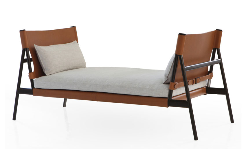 GamFratesi Traveller Daybed for Porro | Yellowtrace