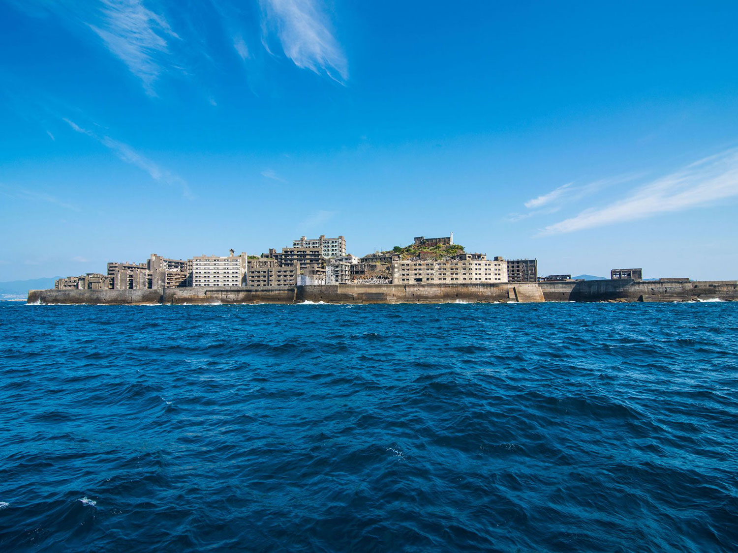 Hashima Island Japan | Yellowtrace