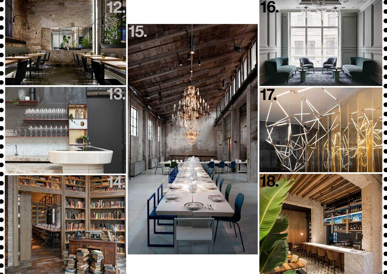 Hospitality U0026 Restaurant Interiors, 2015 Archive | Yellowtrace