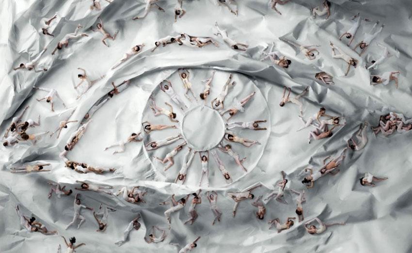 JR New York City Ballet art series   Yellowtrace