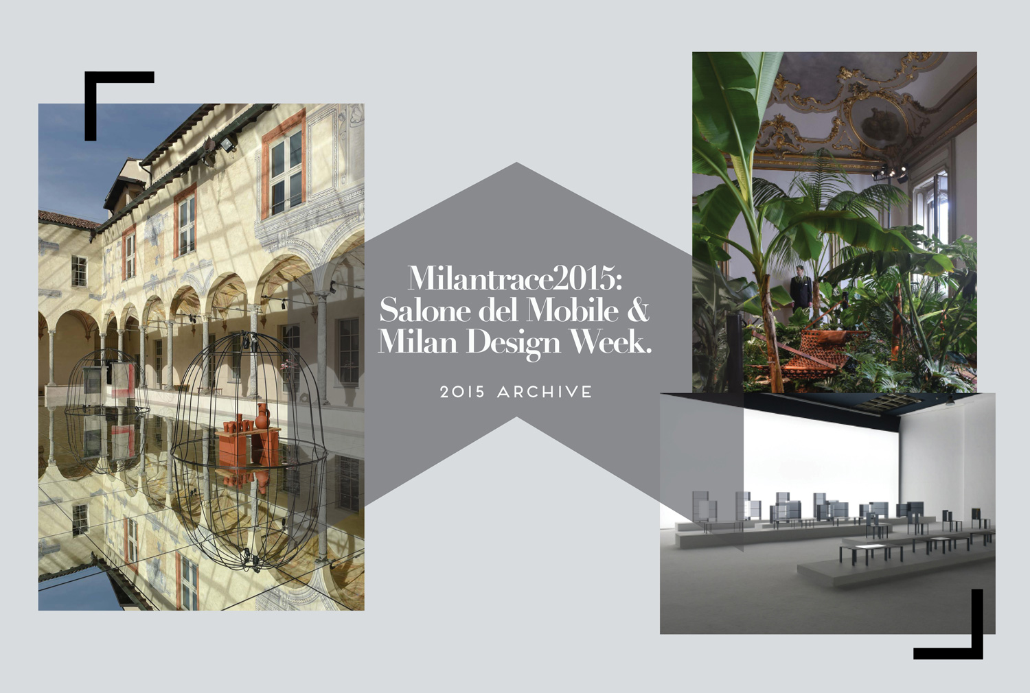 MILANTRACE2015: Best of Salone del Mobile & Milan Design Week, 2015 Archive | Yellowtrace