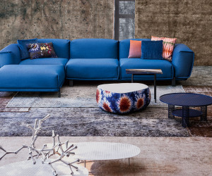 Moroso Setting the Elegance Collection | Yellowtrace