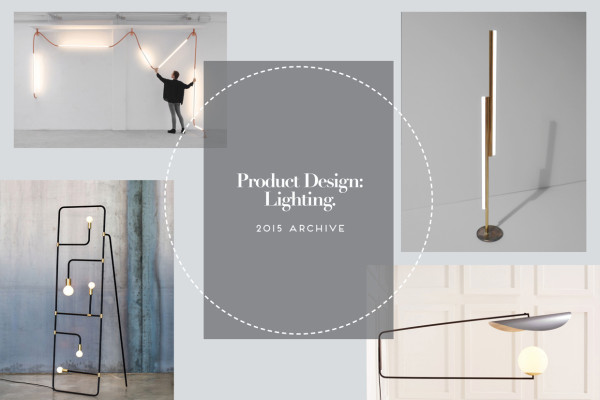Product Design: Lighting 2015 Archive | Yellowtrace