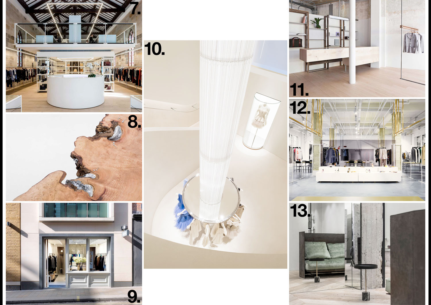 Retail & Commercial Interiors, 2015 Archive | Yellowtrace