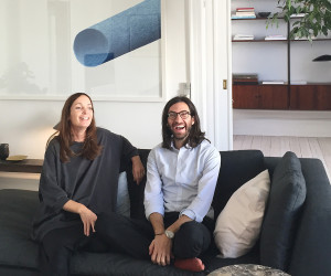 Team Yellowtrace At Home With GamFratesi in Copenhagen