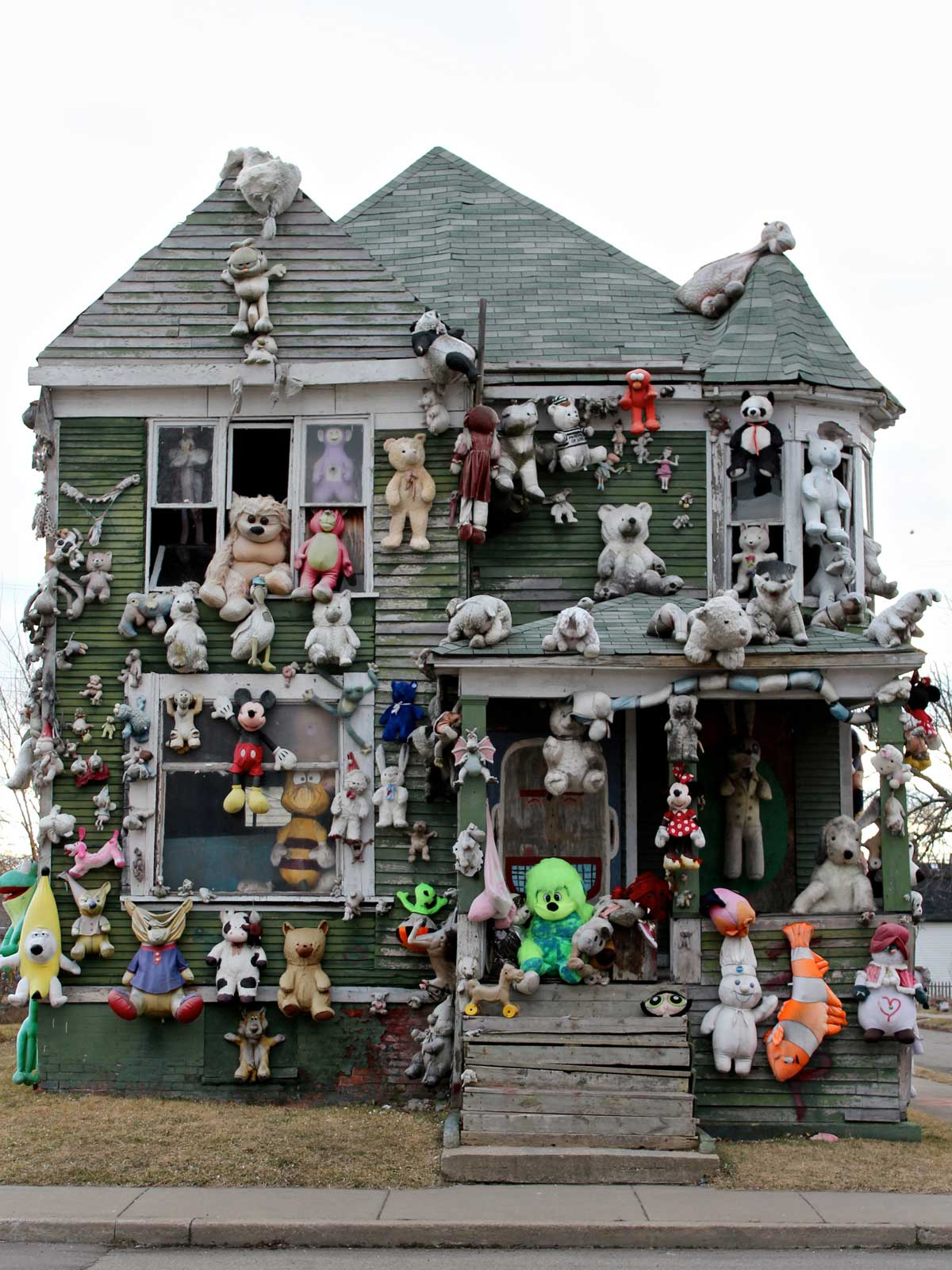 The Heidelberg Project Detroit | Yellowtrace