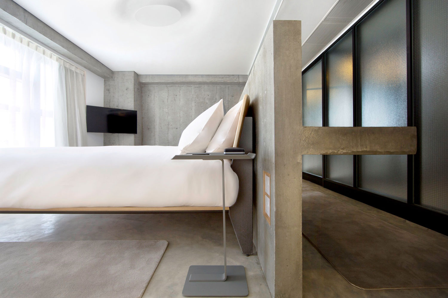 Tuve hotel in hong kong by design systems yellowtrace for Design hotel 2015