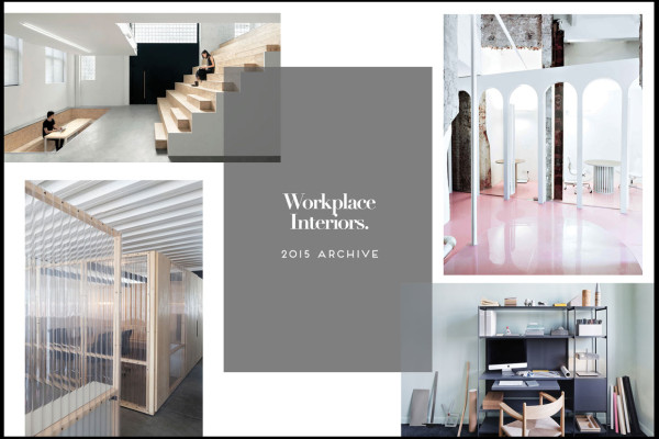 Workplace Interiors 2015 Archive | Yellowtrace