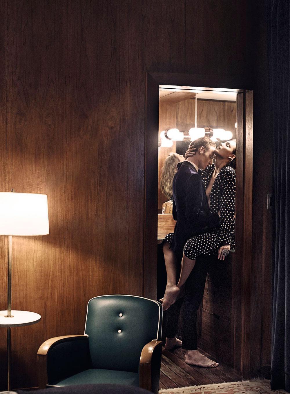 Zuzanna Bijoch by Takay for Harper's Bazaar Germany November 2015 | Yellowtrace