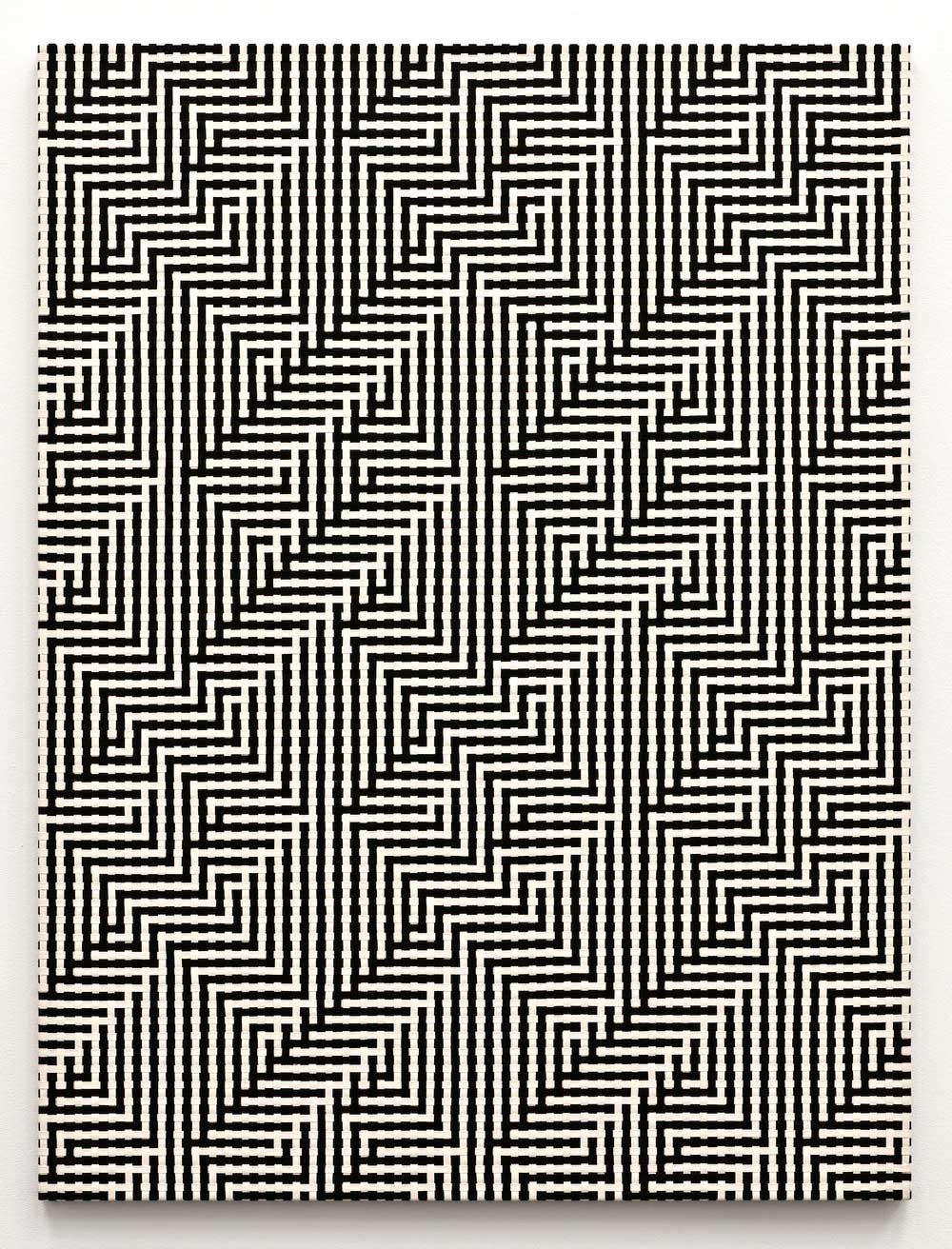 0303 Shadow Weave Tauba Auerbach | Yellowtrace