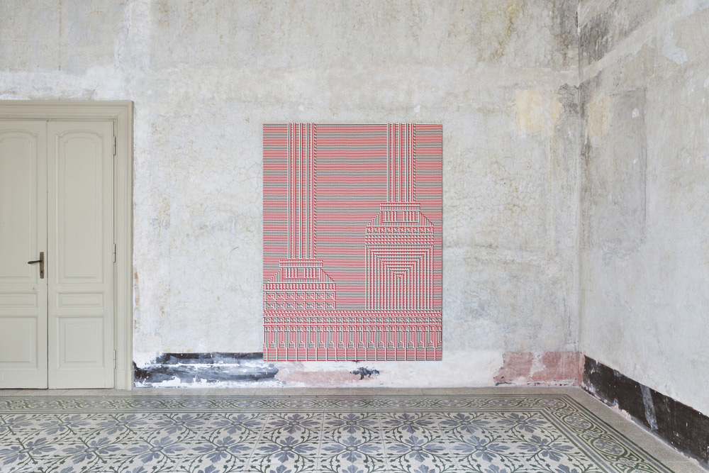 'Reciprocal Score' at Indipendenza Gallery in Rome, Italy | Yellowtrace
