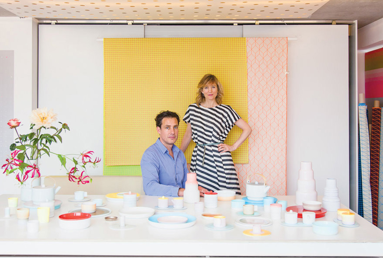 At Home With Scholten & Baijings in Amsterdam | Yellowtrace
