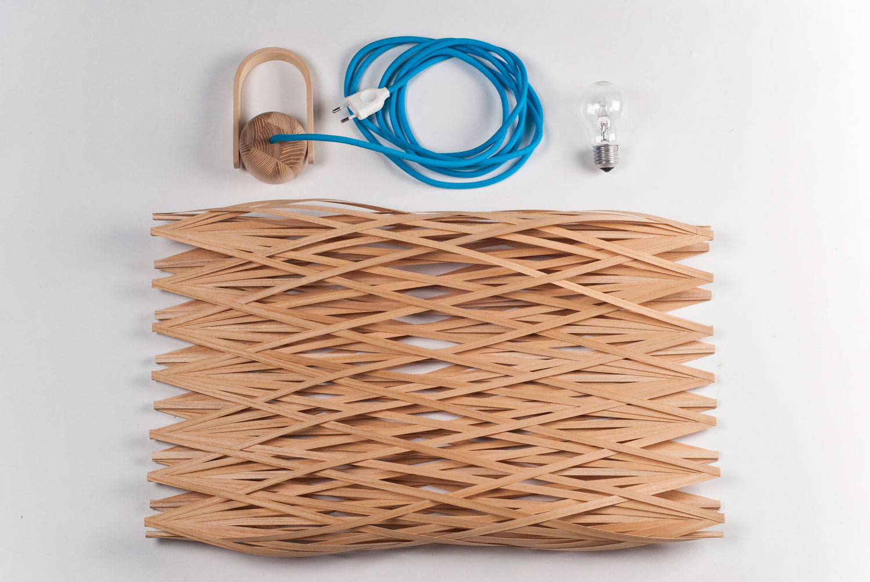 Basketlamp by Juan Cappa | Yellowtrace