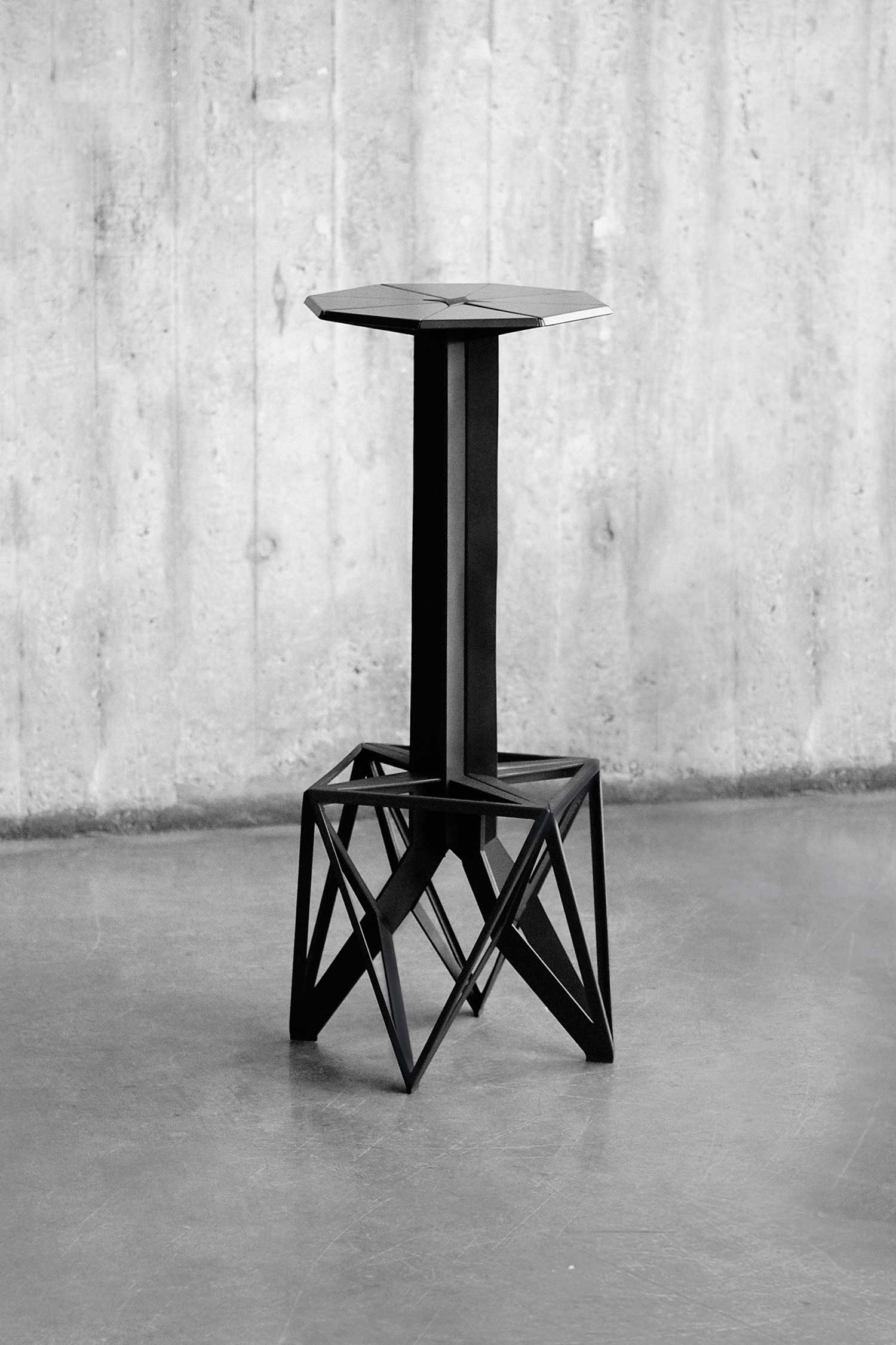Bender Stool by Markus Marschall | Yellowtrace