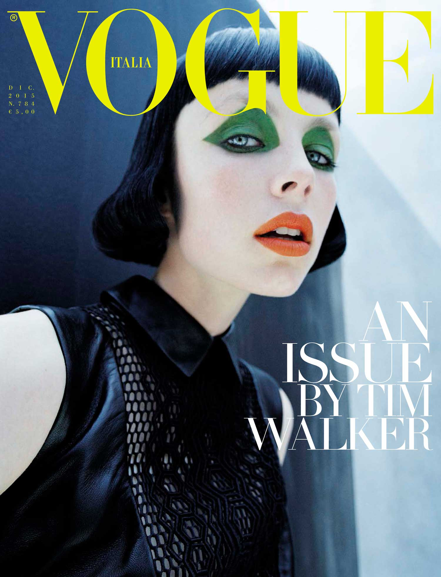 Check-Mate by Tim Walker, Vogue Italia | Yellowtrace