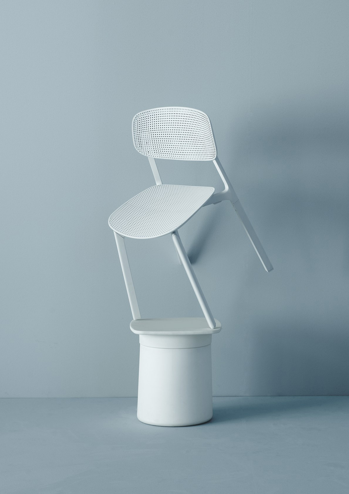 Colander Chair by Patrick Norguet for Kristalia | Yellowtrace