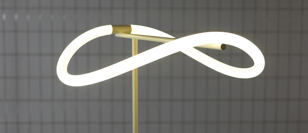Flexible LED Levity Lighting Collection by Studio Truly Truly | Yellowtrace