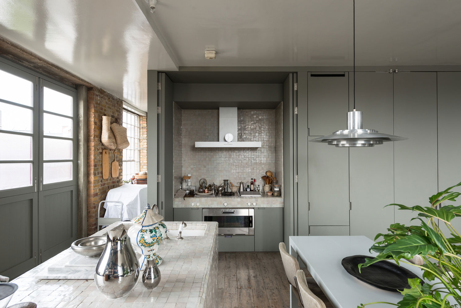 Ilse Crawford S Victorian Warehouse Home In London