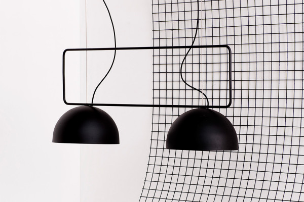 King Dome Pendant Lights by Dowel Jones for Woodmark | Yellowtrace