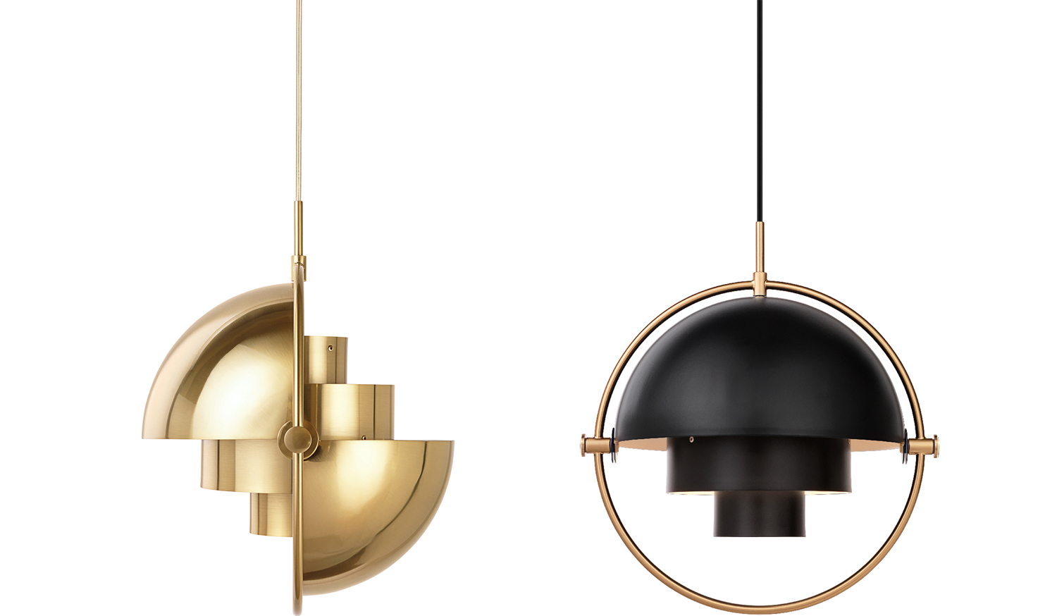 Multi Lite Pendant Gubi | Yellowtrace
