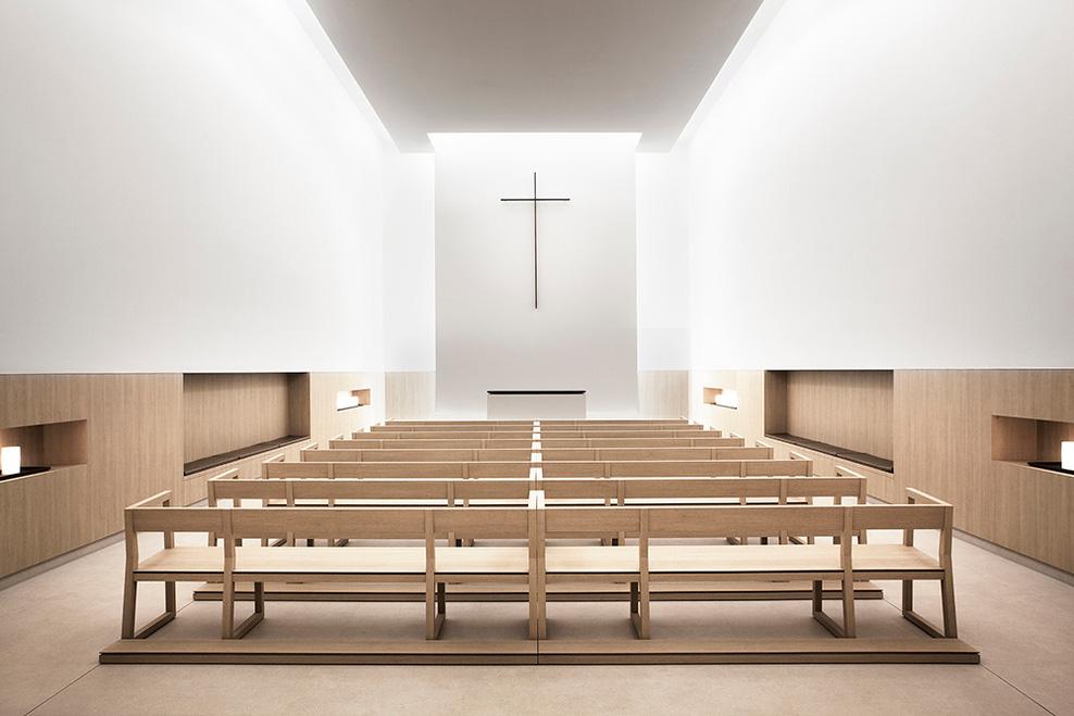 Padre Rubinos Chapel | Yellowtrace