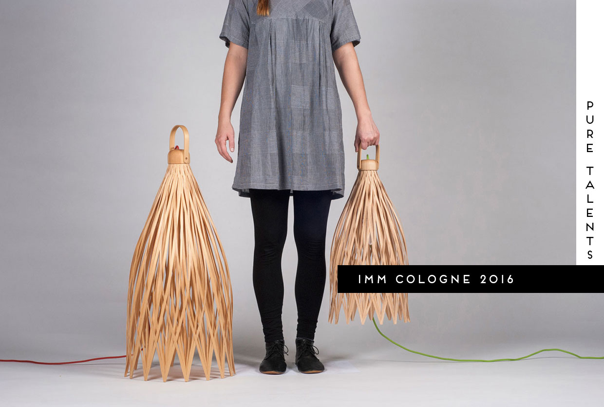 IMM Cologne: Young Designers at Pure Talents Contest 2016 | Yellowtrace