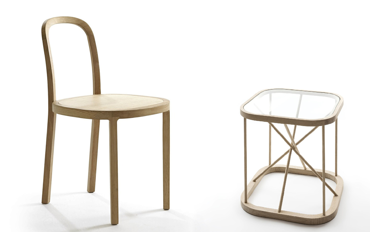 Siro Chair & Twiggy Table Woodnotes | Yellowtrace