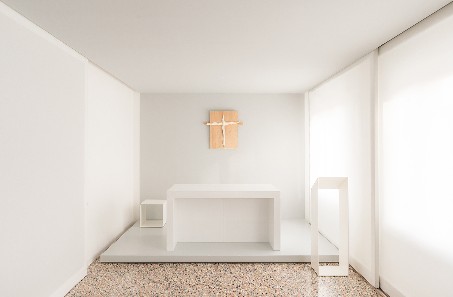 San Arialdo by Duearchitetti | Yellowtrace