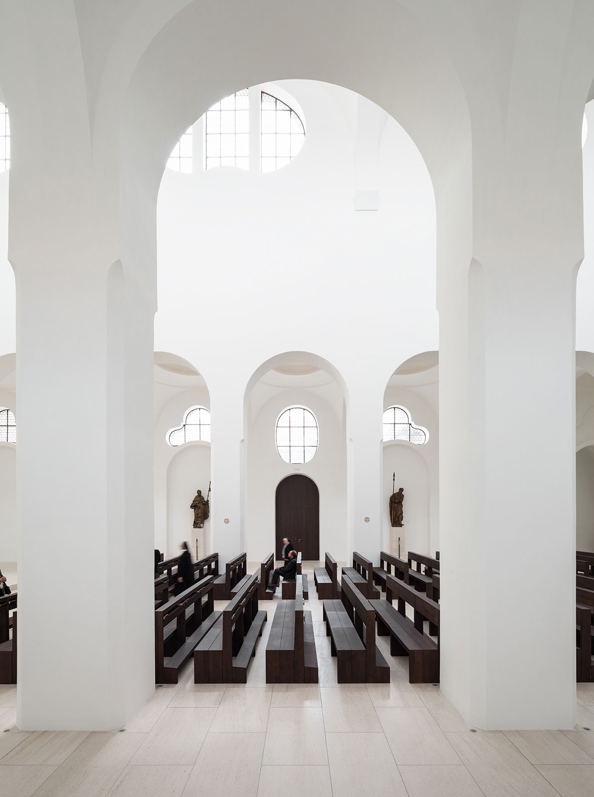 St Moritz Church by John Pawson | Yellowtrace