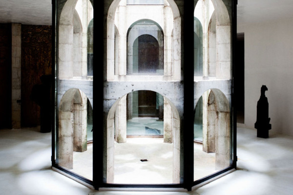 The Labyrinth Home of Xavier Corbero | Yellowtrace