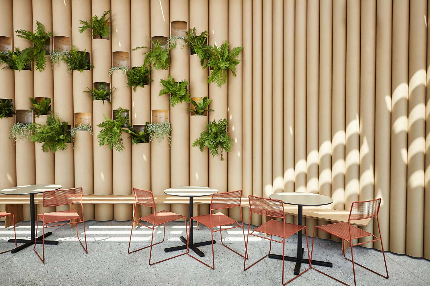 Wulugul Pop-Up Project at Barangaroo by Foolscap Studio | Yellowtrace