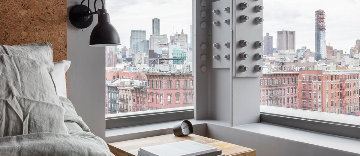 Exceptionnel 120 Allen Street U201cAparthotelu201d In New York City By Grzywinski+Pons.