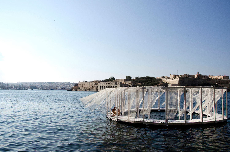 AntiRoom II: A Floating Island on the Sea of Malta   Yellowtrace