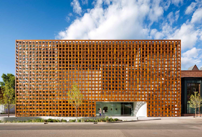 Aspen Art Museum by Shigeru Ban Architects | Yellowtrace