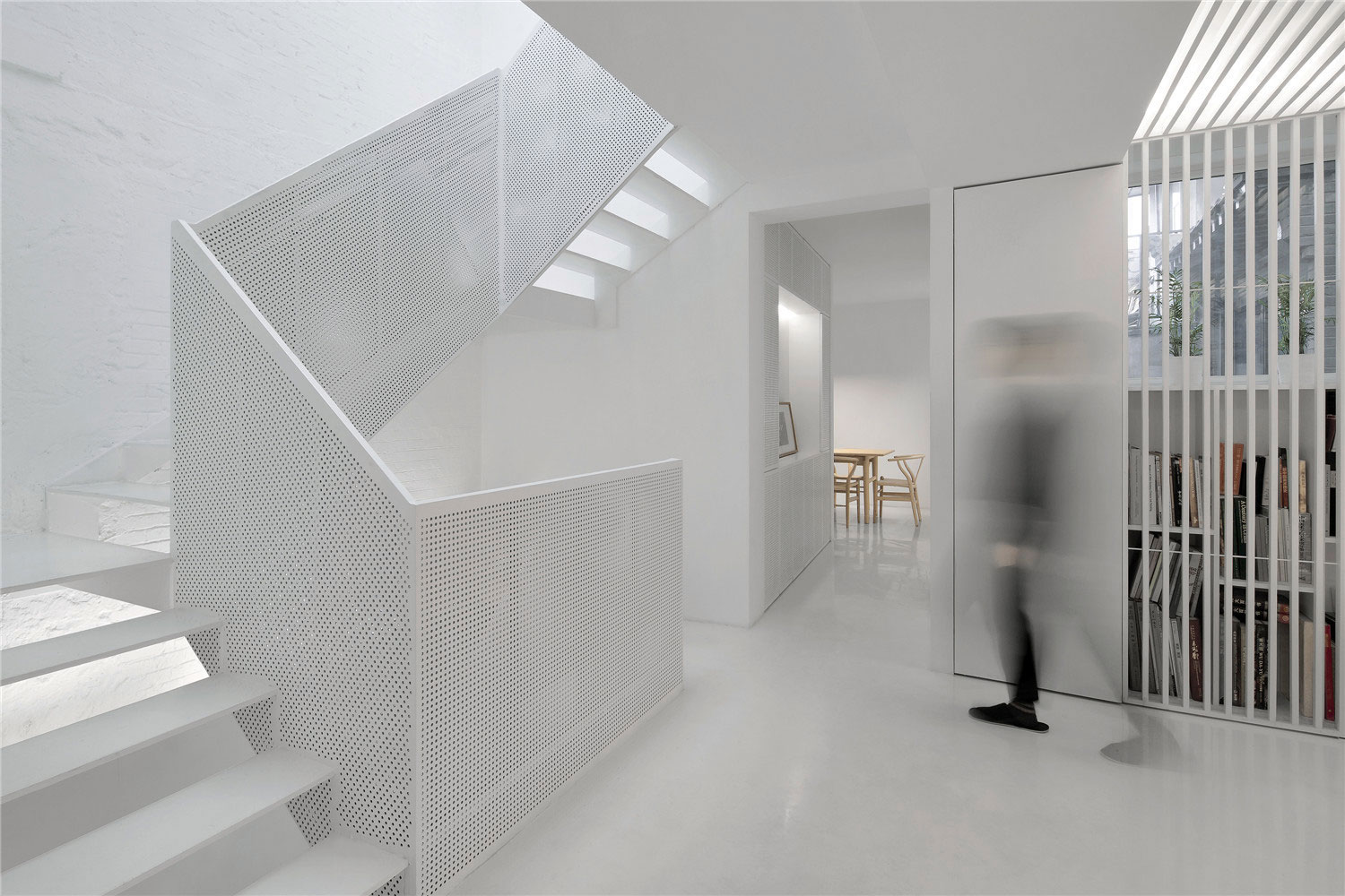 Beijing Hutong House Renovation by ARCHSTUDIO | Yellowtrace