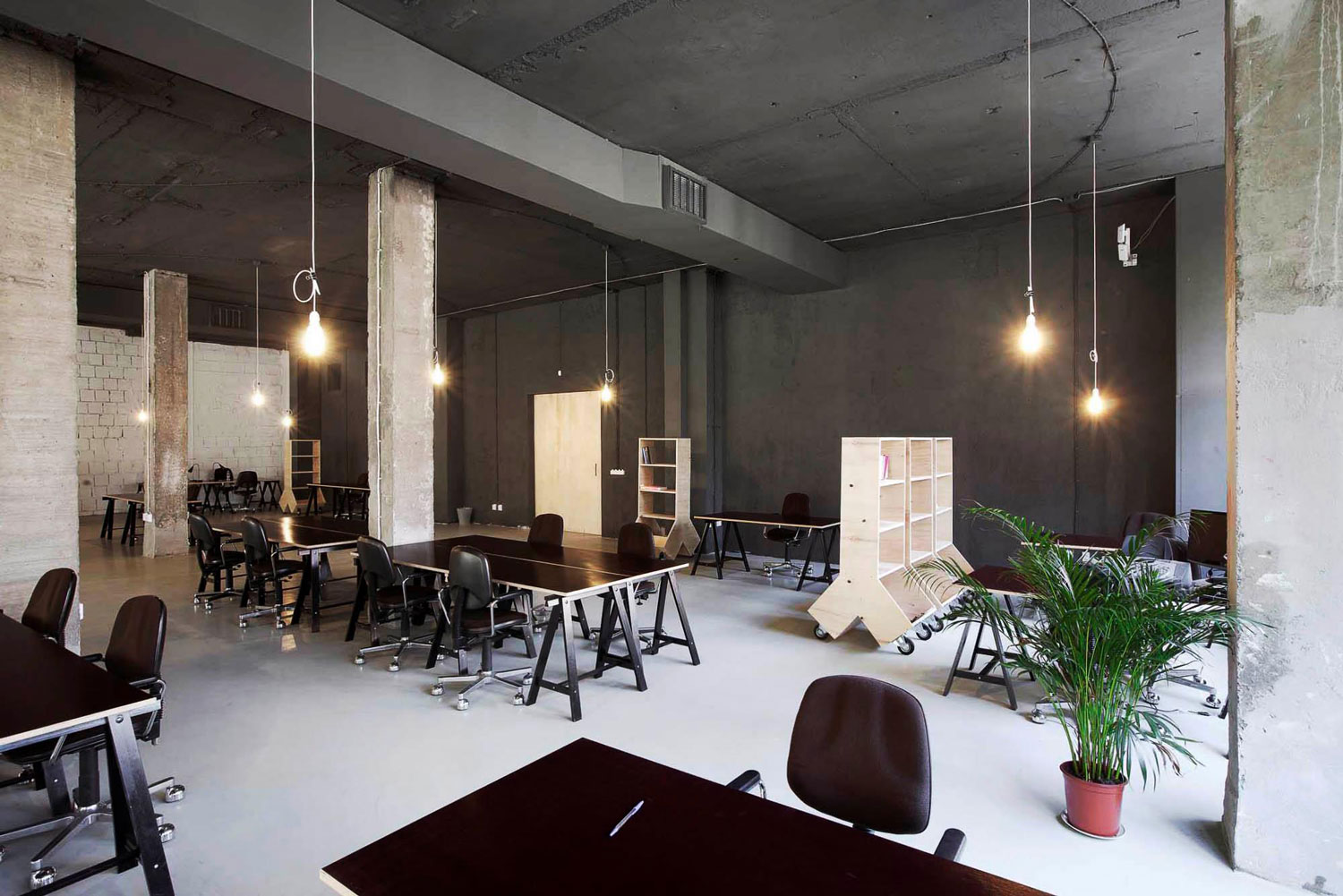 office space designer. Betahaus Sofia | Yellowtrace Office Space Designer