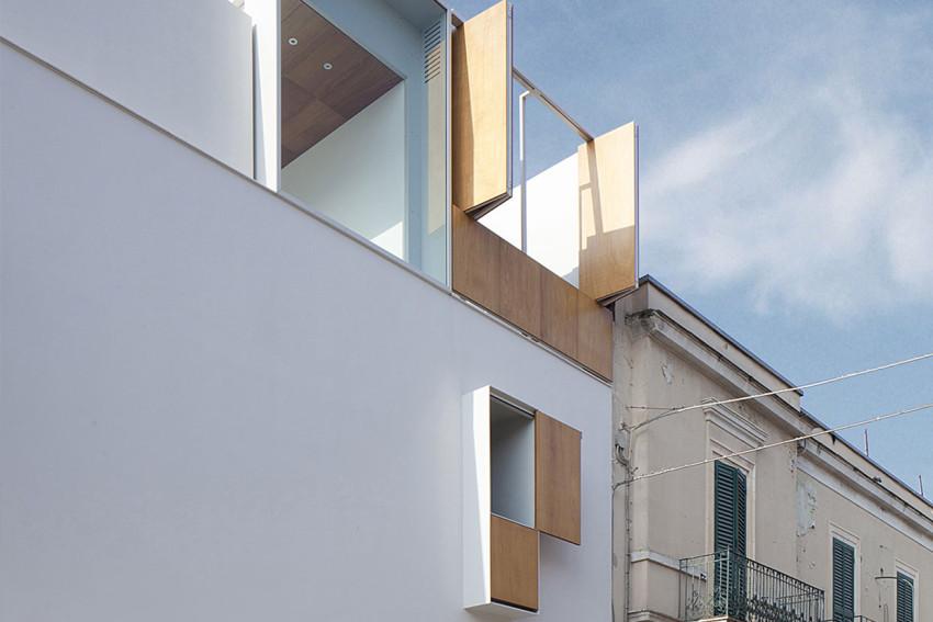 Casa CS by Moramarco+Ventrella Architetti | Yellowtrace