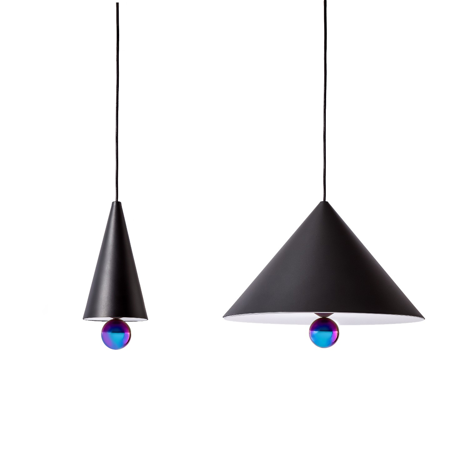 Cherry Lamp by Daniel Emma for Petite Friture | Yellowtrace