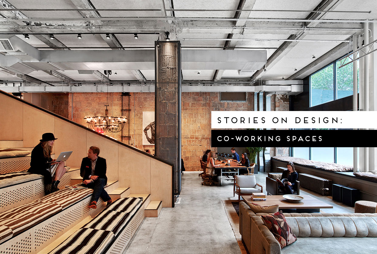 Best of Coworking Spaces, Curated by Yellowtrace