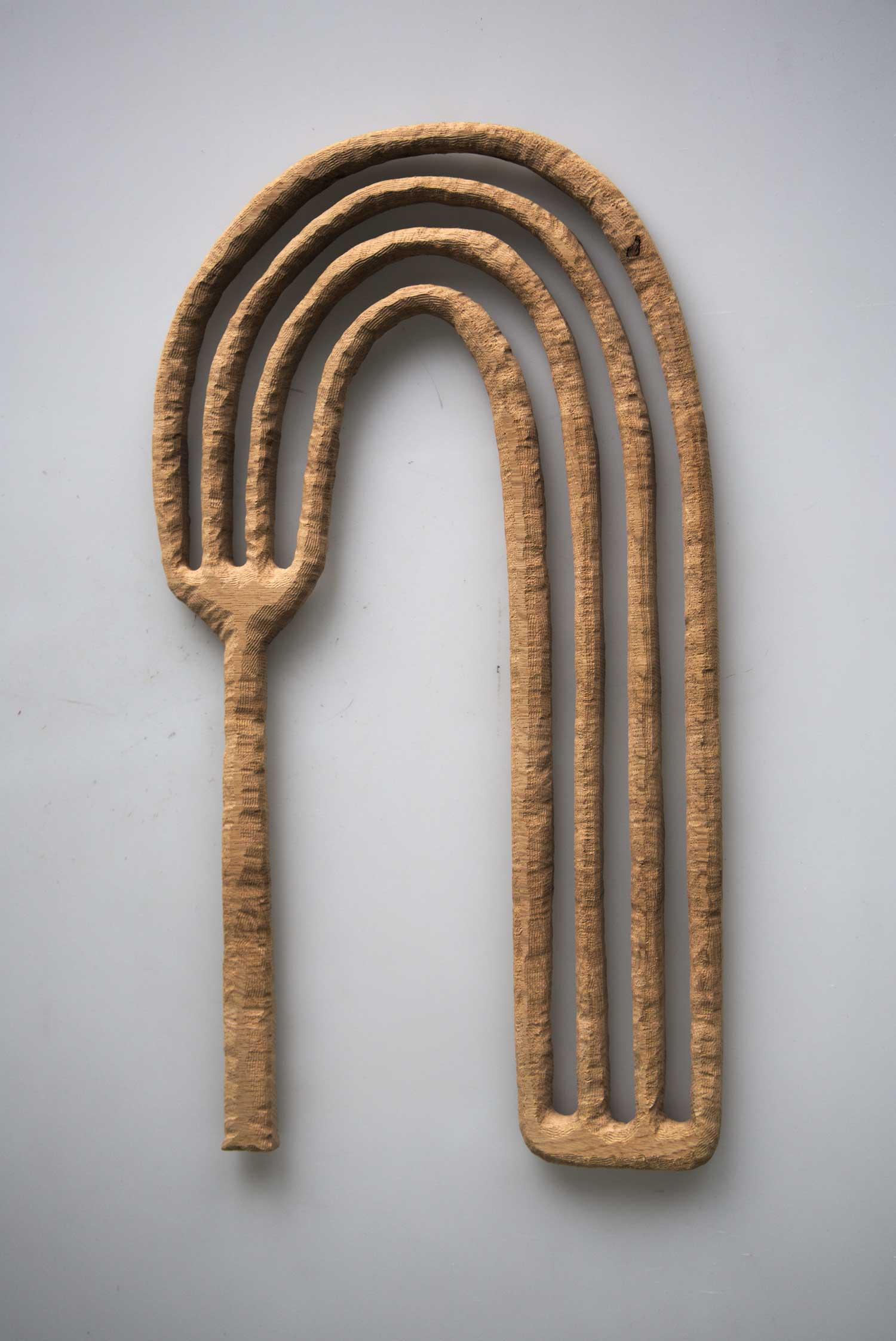 David Bernstein Reinterprets Cutlery for Valerie Objects | Yellowtrace